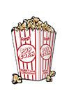 Bild Popcorn