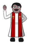 Bild Priester