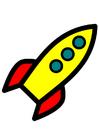 Bild Rakete