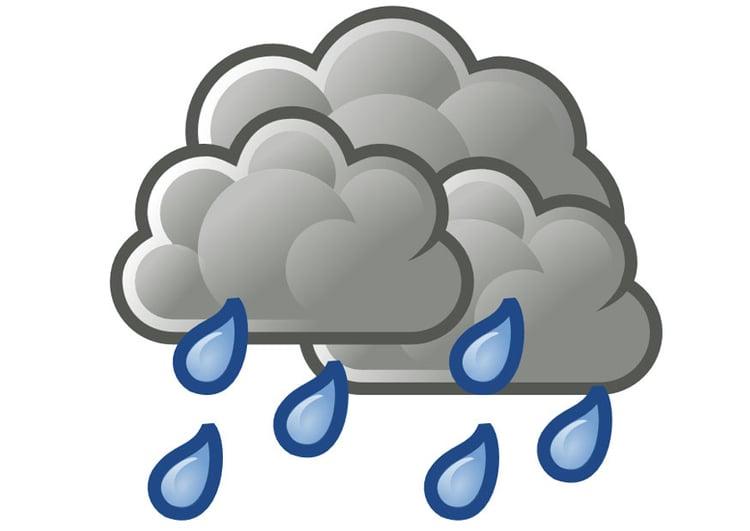 Bildergebnis für regen symbol