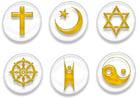 Bild Religionen - Lebensanschauungen