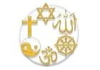 Bild Religionen
