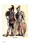 Bild Römische Krieger
