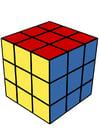 Bild Rubiks Kubus