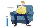 Bild Sauerstoff verabreichen