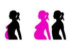 Bild schwanger