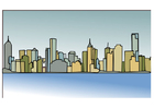 Bild Skyline - Melbourne