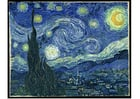 Bild Starry Night - Vincent Van Gogh