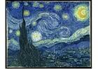 Bild Starry Night - Vincent Van Gogh