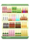 Bild Supermarkt - Getränkeabteilung