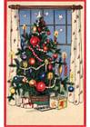 Bild Tannenbaum mit Päckchen