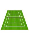 Bild Tennisplatz