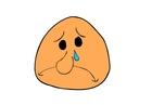 Bild traurig