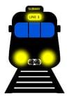 Bild U-Bahn