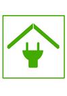 Bild umweltfreundliches Haus