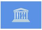 Bild UNESCO Fahne