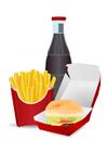 Bild ungesunde Nahrung