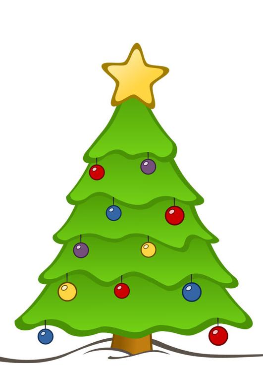 Bild weihnachtsbaum abb 28166 - Sapin de noel lumineux design ...