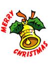 Bild Weihnachtsglocke