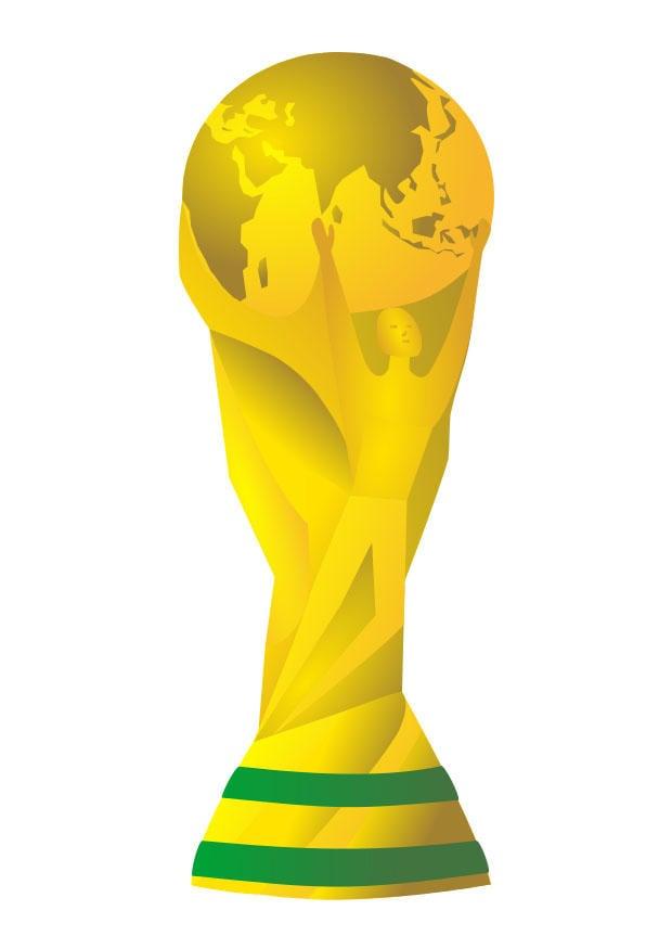 bild world cup pokal  kostenlose bilder zum ausdrucken