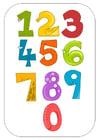 Bild Zahlen 2