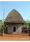Foto Afrikanische Hütte