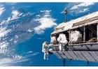 Foto Ausflug im Weltall