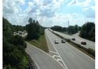 Foto Autobahnausfahrt