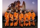 Foto Bemanning des Space Shuttle