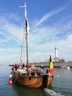 Foto Boot im Hafen