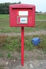 Foto Briefkasten Belgien