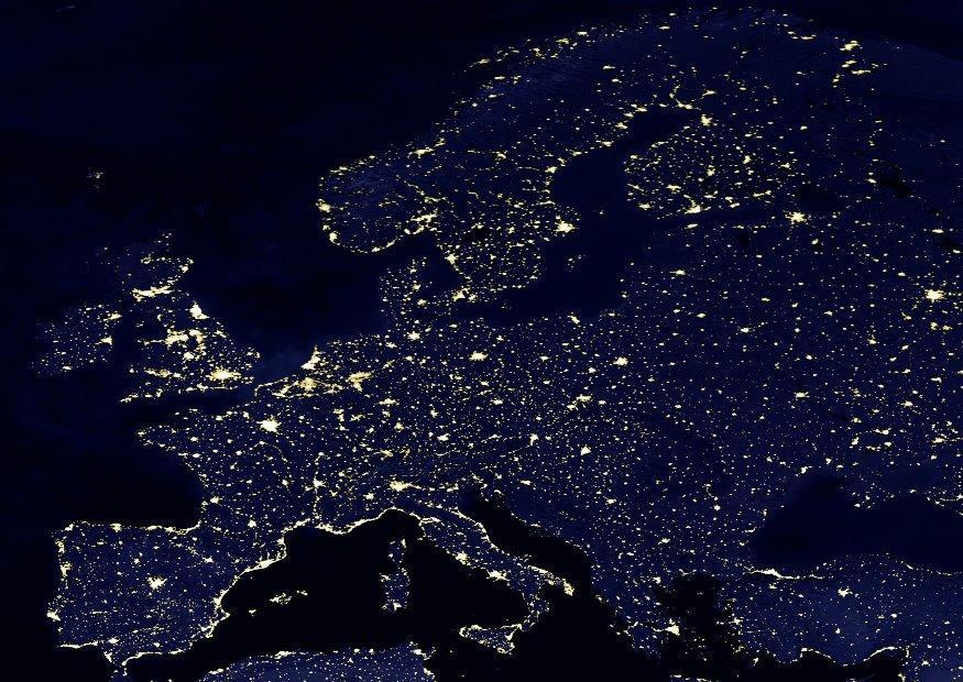 Europa Nacht