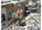 Foto Elendsviertel in Jakarta