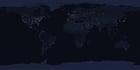 Foto Erde bei Nacht