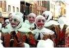 Foto Fasching in Belgien: Gilles de Binche