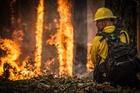 Foto Feuerwehrmann