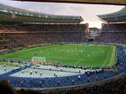 Foto  Fußballstadion