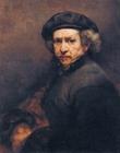 Foto Gemälde von Rembrandt