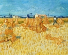 Foto Gemälde von Vincent van Gogh