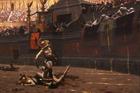 Foto Gladiatoren