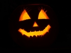 Foto Halloween Kürbis