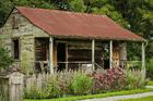 Foto Haus für Sklaven