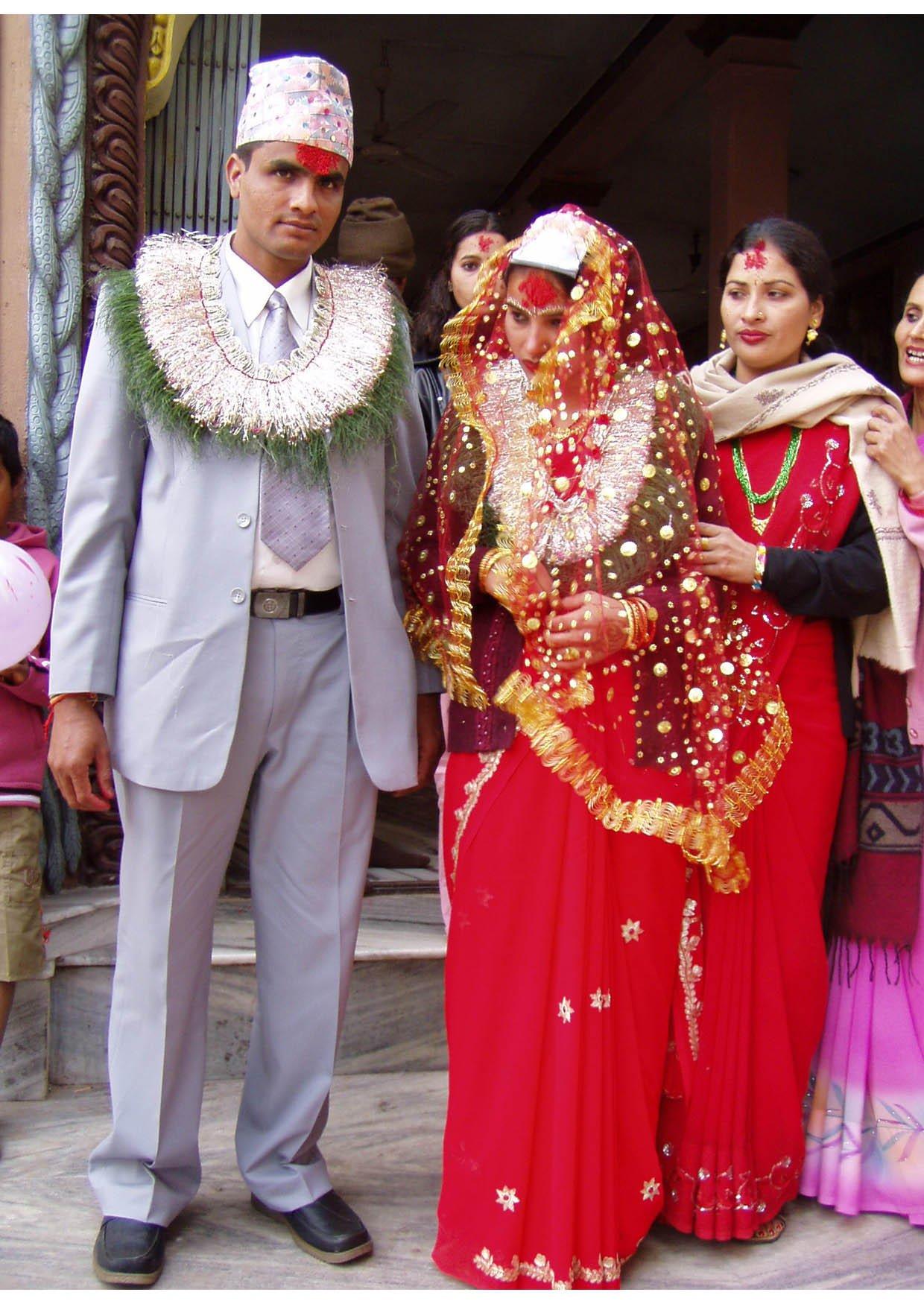 Hindu-Hochzeit