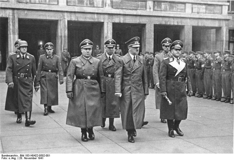 Foto Hitler in Berlin