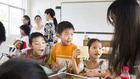 Foto in der Klasse