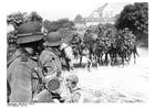 Foto Kavallerie in Frankreich