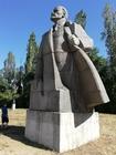 Foto Lenin Sofia Statue