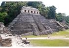 Foto Mayatempel Palenque