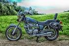 Foto Motorrad - Honda