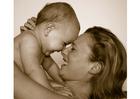 Foto Mutter und Tochter